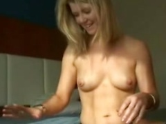 blonde cum Amateur wife